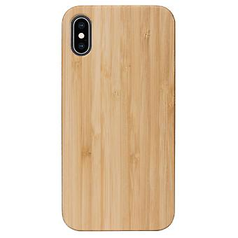 Bamboo Case iPhone XS Max