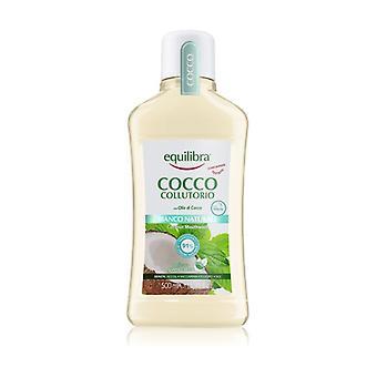 Luonnonvalkoinen kookossuuvesi 500 ml