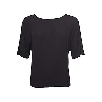 Camiseta tejida Superdry, Negro, XS Mujer
