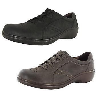 Aravon Womens Delilah-AR Lace Up Sneaker Shoes