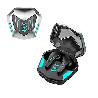 Md188 Gaming Headset Low Delay Dazzle Colour Breathe Light Esports Tws Bluetooth Headset