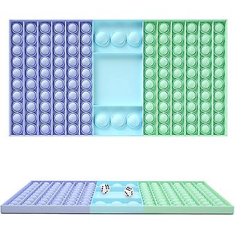 Interactive Board Game With Dice Fidget Toy Sieve Relief Stress