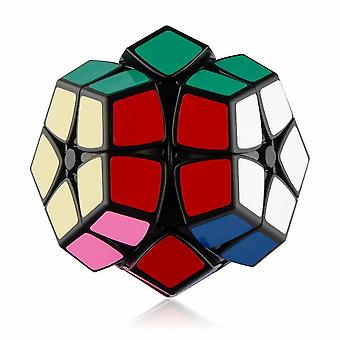 2X2 ميجا مينx سرعة مكعب السلس البنتاغون dodecahedron الألغاز مكعب أسود dt6084
