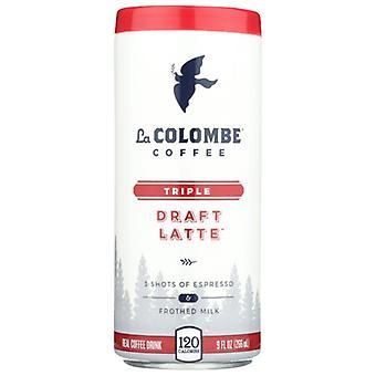 La Colombe Latte Projekt Triple, Przypadek 12 X 9 Oz