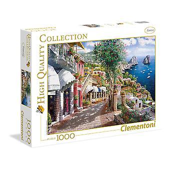 Clementoni Capri High Quality Jigsaw Puzzle (1000 Pieces)