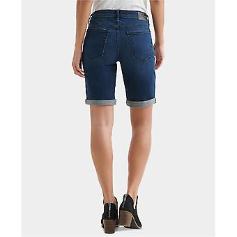Lucky Brand Dames The Bermuda Denim Shorts