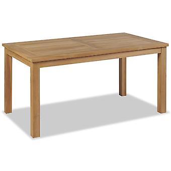 vidaXL طاولة القهوة خشب الساج 90 × 50 × 45 سم