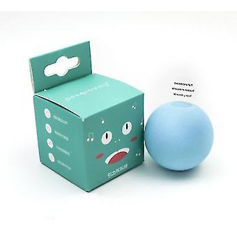 Kot gravity dźwięk ów kula, kot self-hej anty-nudny Zabawny Kot Kij Peppermint Ball Brzmiący