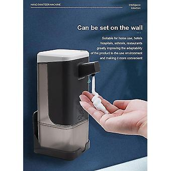 600ml Automatic Foam Soap Dispenser Electric Touchless Soap Dispenser Kitchen Dish Liquid Auto