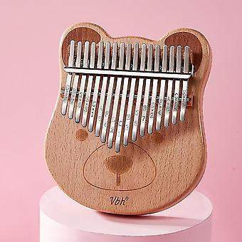 أجراس اليد تتناغم كالمبا الرسوم الإبهام البيانو آلة موسيقية الاصبع teclado آلة
