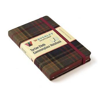 Kinloch Anderson Waverley Genuine Scottish Tartannotebook