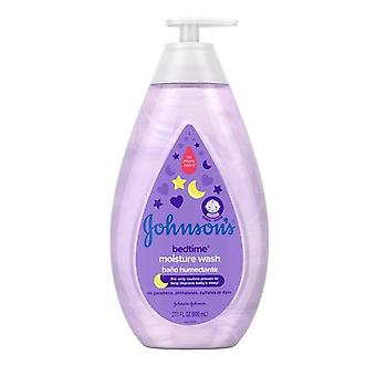 Johnson's Bedtime Baby Moisture Wash with Soothing Aromas, 27.1 fl. oz