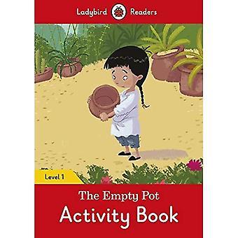 The Empty Pot Activity Book - Ladybird Readers Level 1 (Ladybird Readers)