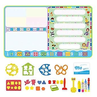 Doodle Mat Montessori Toys Painting Board For Kids