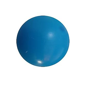 Bouncy balls 4 piece set of 45mm luminescent sticky balls for throw at ceilings  walls and squashing for kids