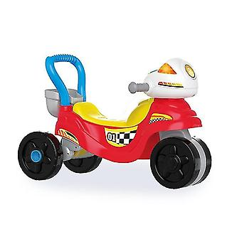 Rocking spring riding toys 3-in-1 ride with me motorbike