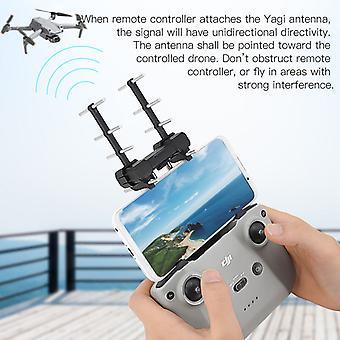 2.4ghz Yagi-uda Antenna Signal Amplifier Booster For Dji Mavic Air 2/dji Mini 2