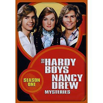 Hardy Boys/Nancy Drew Mysteries: Temporada 1 importación de Estados Unidos [DVD]