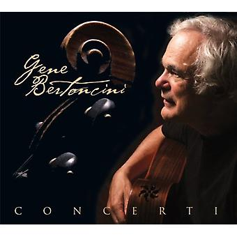 Gene Bertoncini - Concerti [CD] USA import