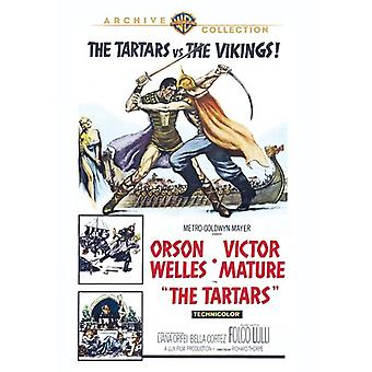 Tartars (1962) [DVD] USA import