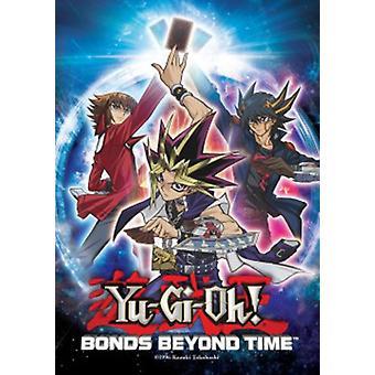 Yu-Gi-Oh obligationer ud over tid [DVD] USA importerer
