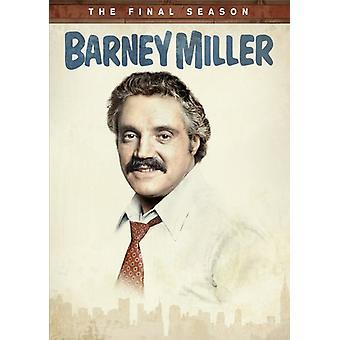 Barney Miller: Den siste sesongen [DVD] USA import