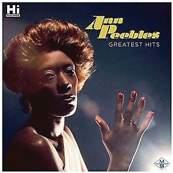 Ann Peebles - Greatest Hits [CD] USA import