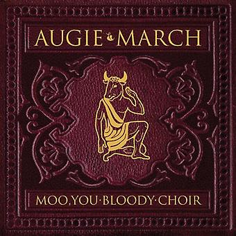 Augie March - Moo You Bloody Choir [CD] USA import