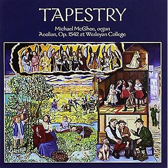 Schumann / McGhee - Tapestry [CD] USA import