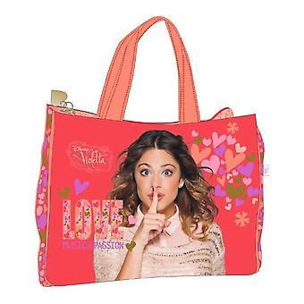 Disney τσάντα για ψώνια μουσική αγάπη