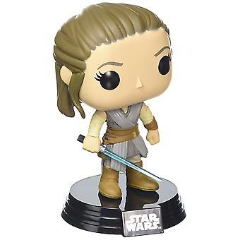 POP! Bobble: Star Wars: Episode 8 - Rey