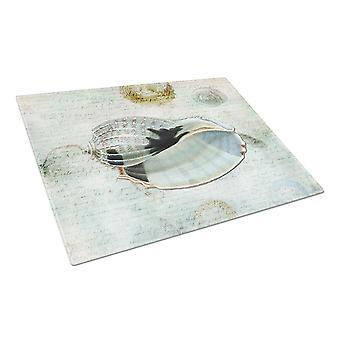 Carolines Treasures  SB3028LCB Shells  Glass Cutting Board Large