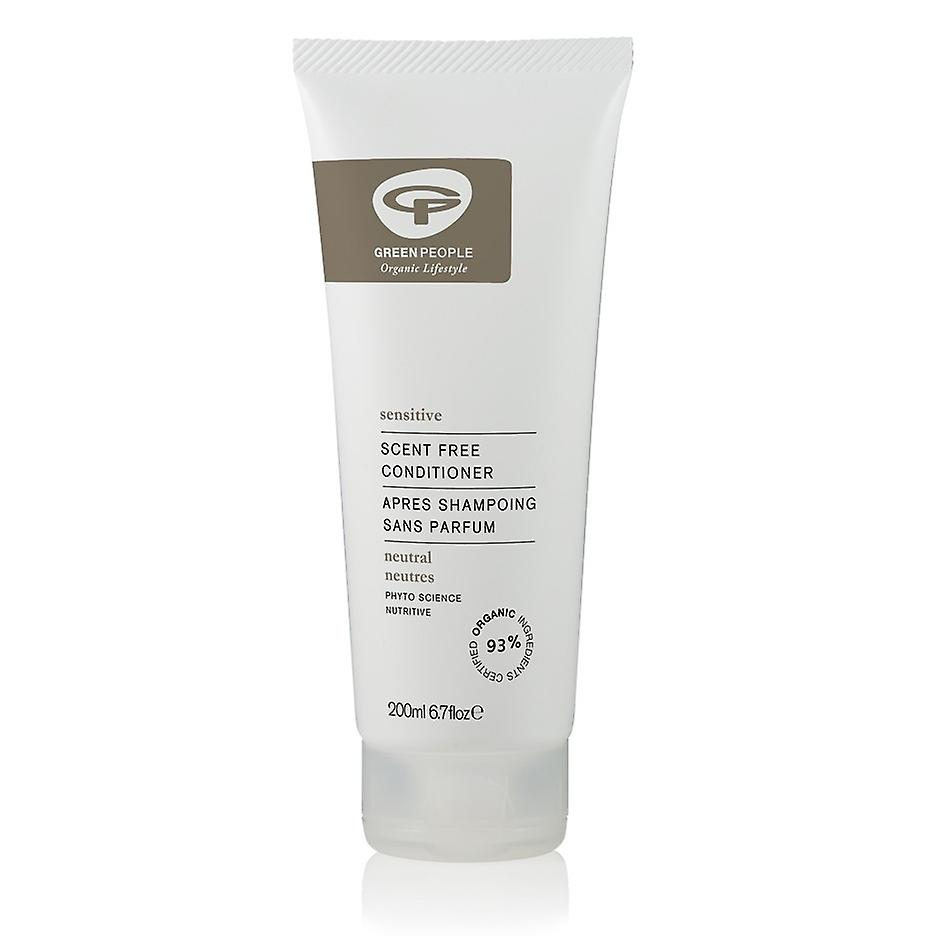 Green People, Neutral Scent Free Conditioner, 200ml