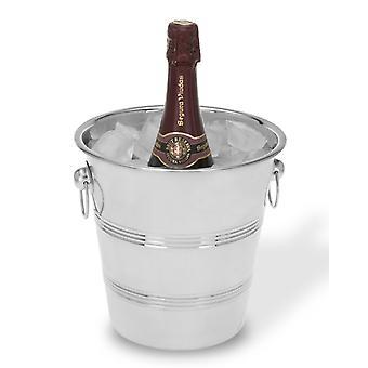 Hielera grande de acero inoxidable de Kabalo vino cerveza Champagne Cooler con asas
