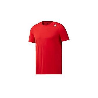 Reebok Workout klar Activchill grafisk Tech CD5503 universal alle år mænd t-shirt