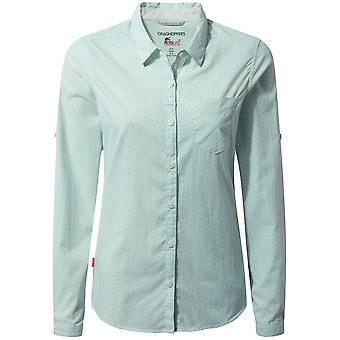 Craghoppers Womens/Ladies Adoni Insect Repellent Long Sleeve Shirt