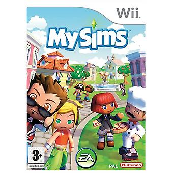 MySims (Wii) - Wie neu
