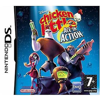 Κοτόπουλο μικρό 2-Disney in Go (Nintendo DS)-νέα