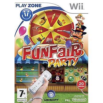 Funfair Party (Nintendo Wii) - Nouveau