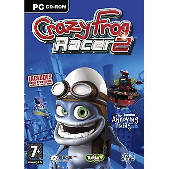 Crazy Frog Racer 2 (PC)-ny