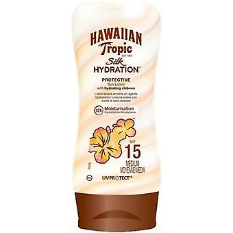 Hawaiian Tropic Silk hydrering solkrem lotion
