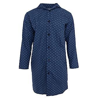 Camisa de noite Harvey James Mens Woven