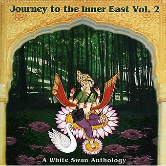 Journey to the Inner East - Vol. 2-Journey to the Inner East [CD] USA import