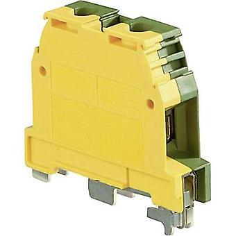 ABB 1SNA 165 130 R2300 PG zacisk 12 mm Śruby Konfiguracja: Terre Green, Yellow 1 szt.)