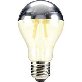 Sygonix LED (monochroom) EEC A++ (A++ - E) E27 Random 5 W = 46 W Warm wit (Ø x L) 60 mm x 105 mm Filament 1 pc(s)