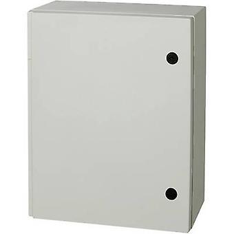 Fibox CAB P 504023 Wall-mount enclosure 515 x 415 x 230 Polyester Grey-white (RAL 7035) 1 pc(s)