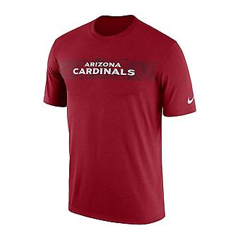 Nike Nfl Arizona Cardinals nebenberuflich seismische Legende Performance T-shirt