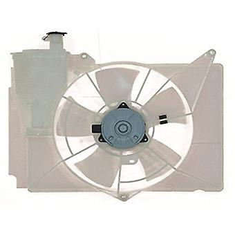 APDI 6034136 Dual Radiator and Condenser Fan Assembly