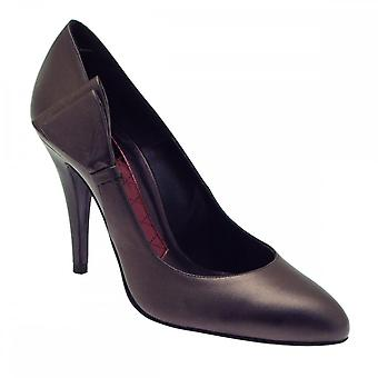 Magrit High Heel Court Shoe With Side Bow