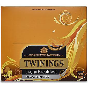 Twinings Decaffeinated Traditional English Breakfast Tea